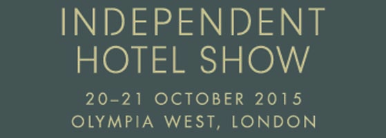 Independent Hotel Show 2015 Awards shortlist announced